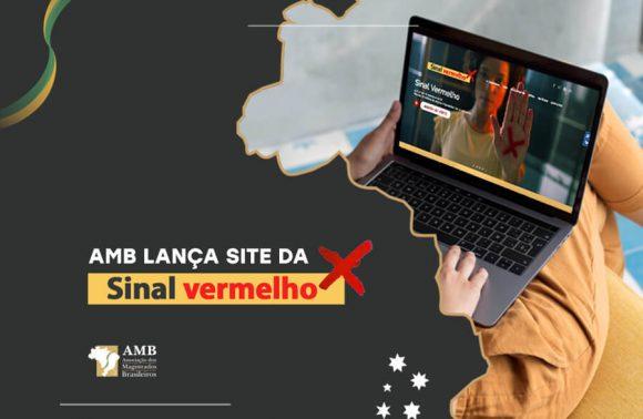 AMB lança site de iniciativa destaque no enfrentamento à violência doméstica